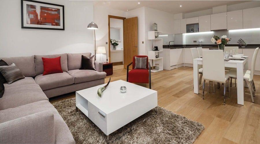 MWE apt living room