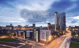 Oxygen Piccadilly Manchester