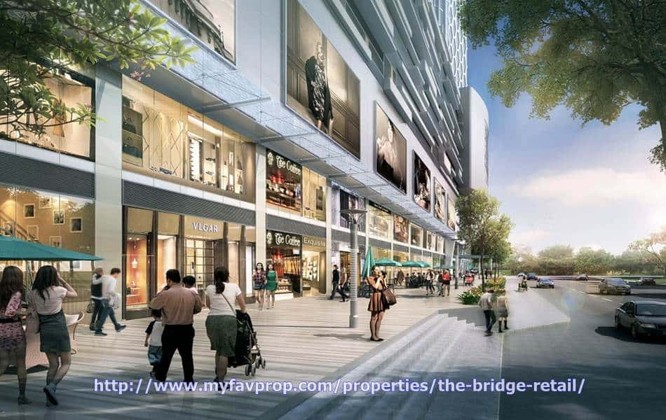 The Bridge Retail Mall - Ground Floor Shops