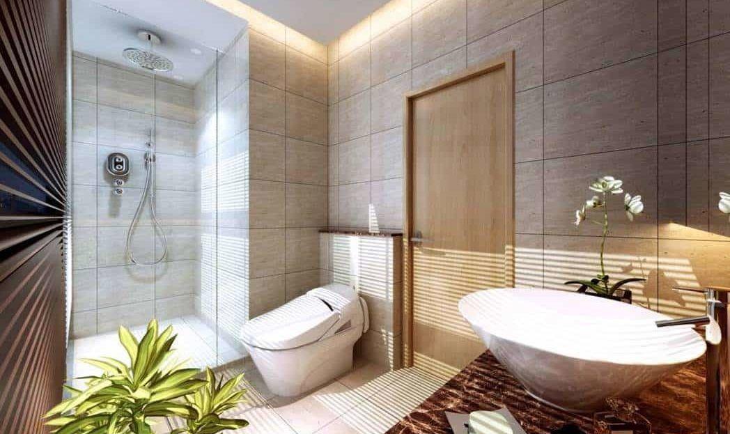 Suasana Iskandar Malaysia - Bathroom