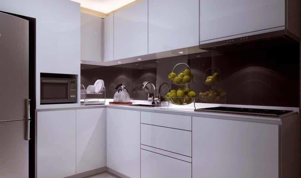 Suasana Iskandar Malaysia - Kitchen