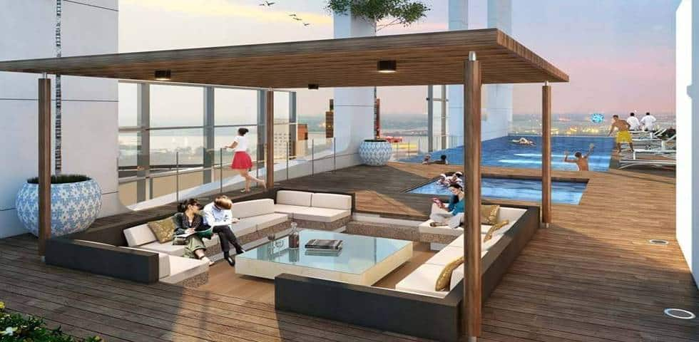 Suasana Iskandar Malaysia - Relax lounge