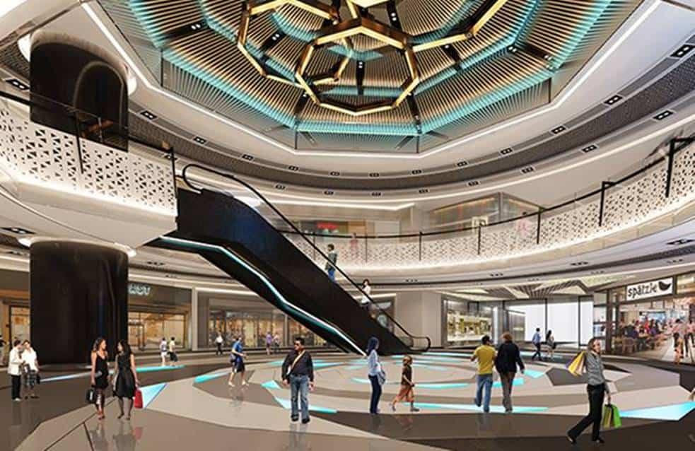 Suasana Iskandar Malaysia - Retail