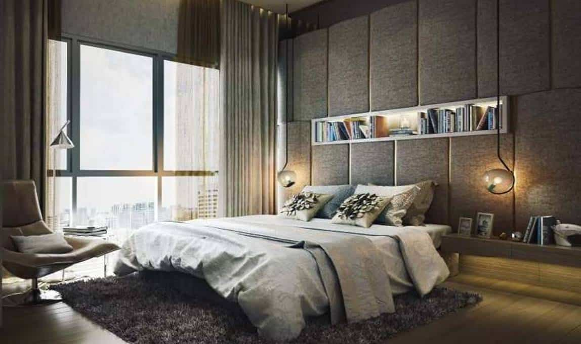 The Luxe by Infinitum - Bedroom