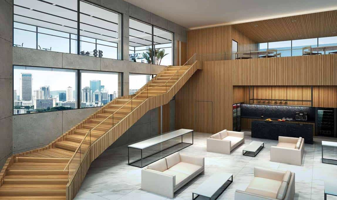 The Luxe by Infnitum - Business Lounge
