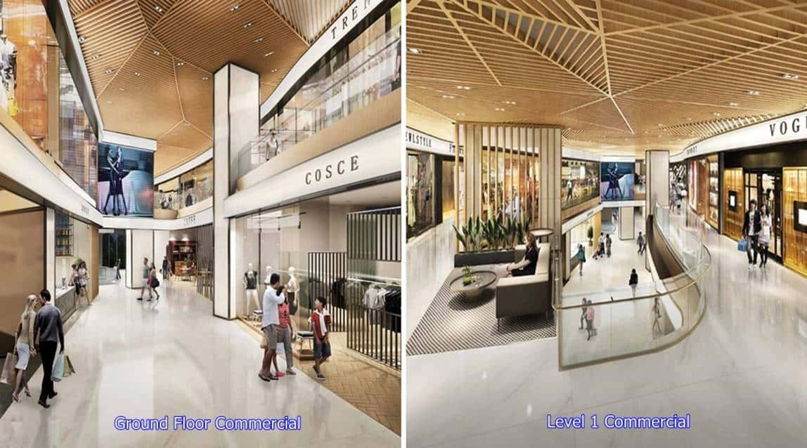 The Luxe by Infinitum - Retail Level