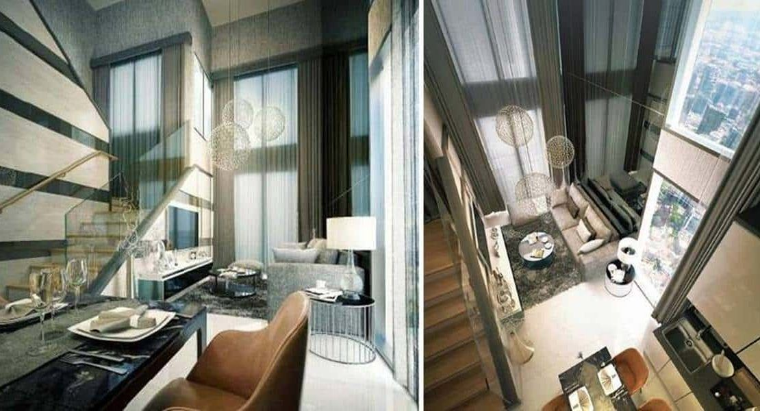 The Luxe by Infinitum - Lofted suites