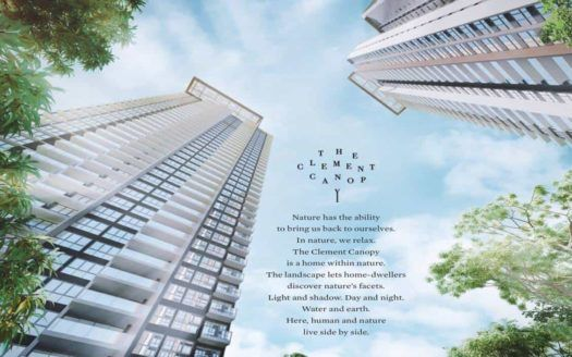 Clement Canopy - Architecture View
