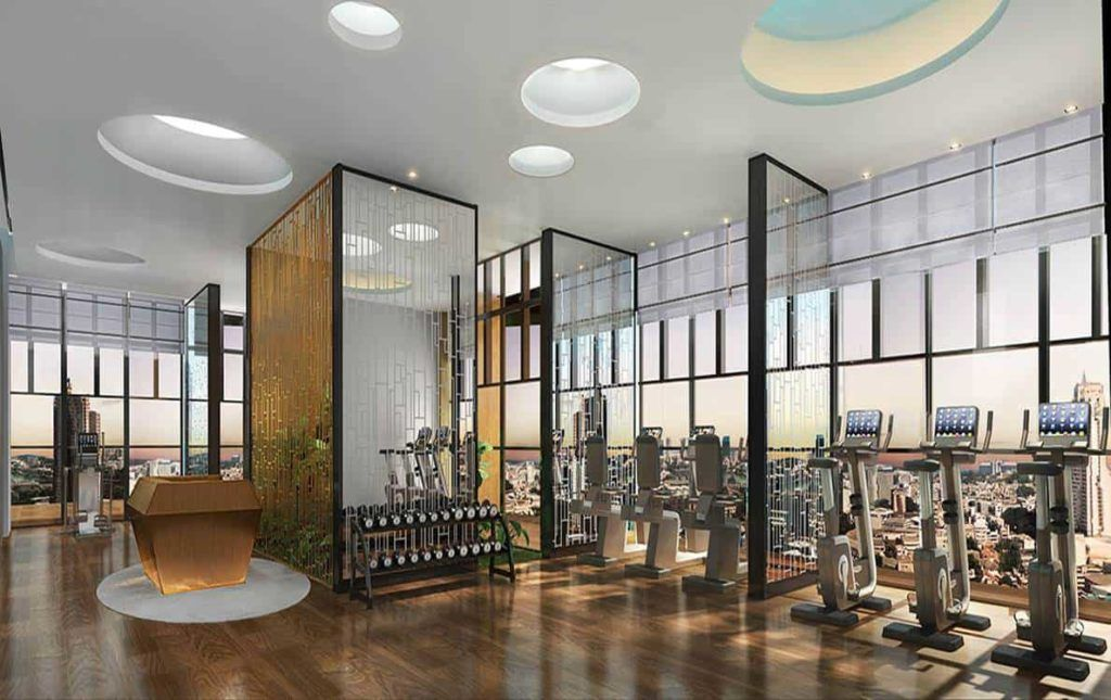 D1mension HCMC - Sky Gym
