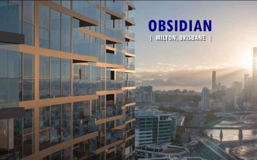 Obsidian - Milton Brisbane - with CBD View