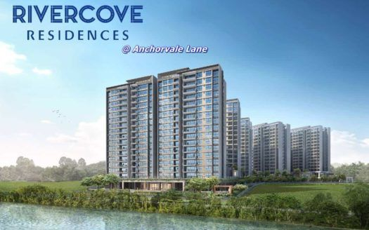 Rivercove Residences - Facade