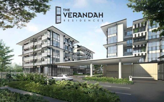 The Verandah Residences - Cover Photo