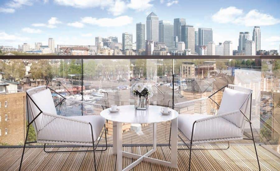 MWE Balcony View