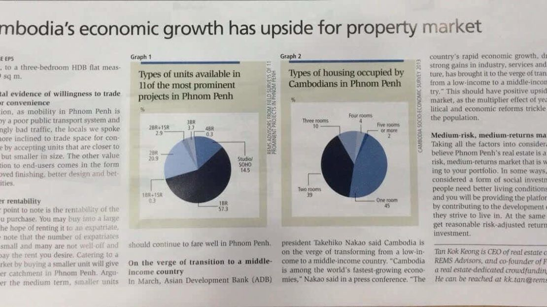 Cambodia Economic Growth