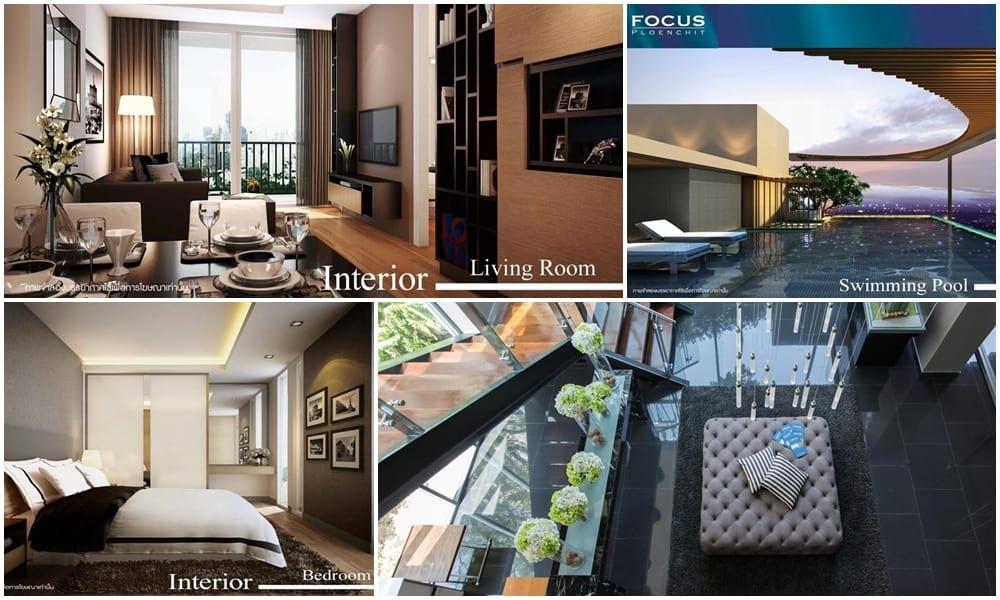 Focus Ploenchit Apartment & Facilities