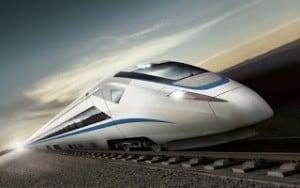 High Speed Rail - SIN - KL