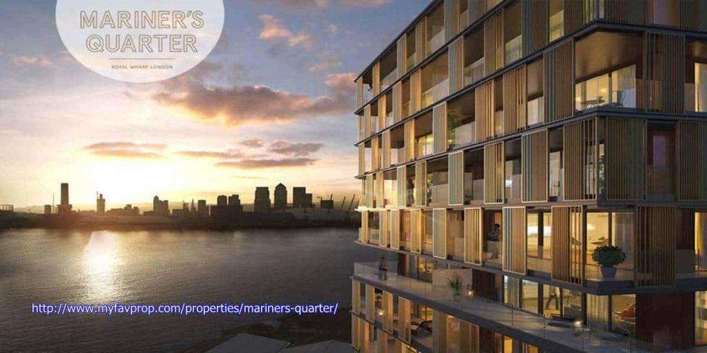 Mariner's quarter - Riverview apartment
