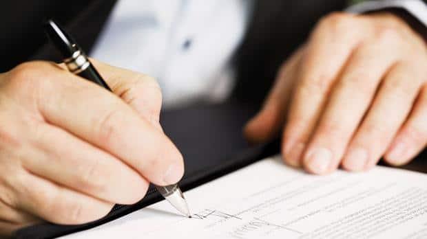 Signing SPA