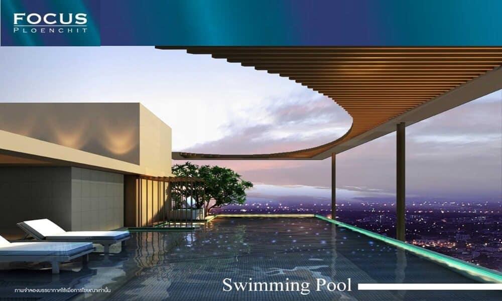 Focus Ploenchit Swimming Pool