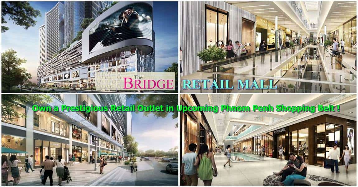 The Bridge Cambodia Retail Mall