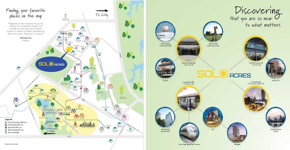 Sol Acres EC Location