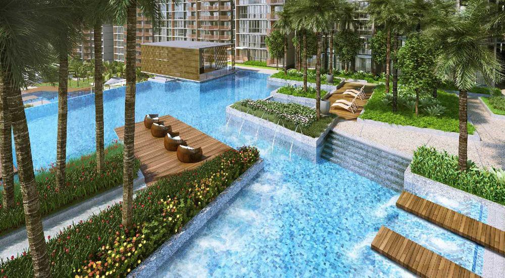 Oasis Spa Pool