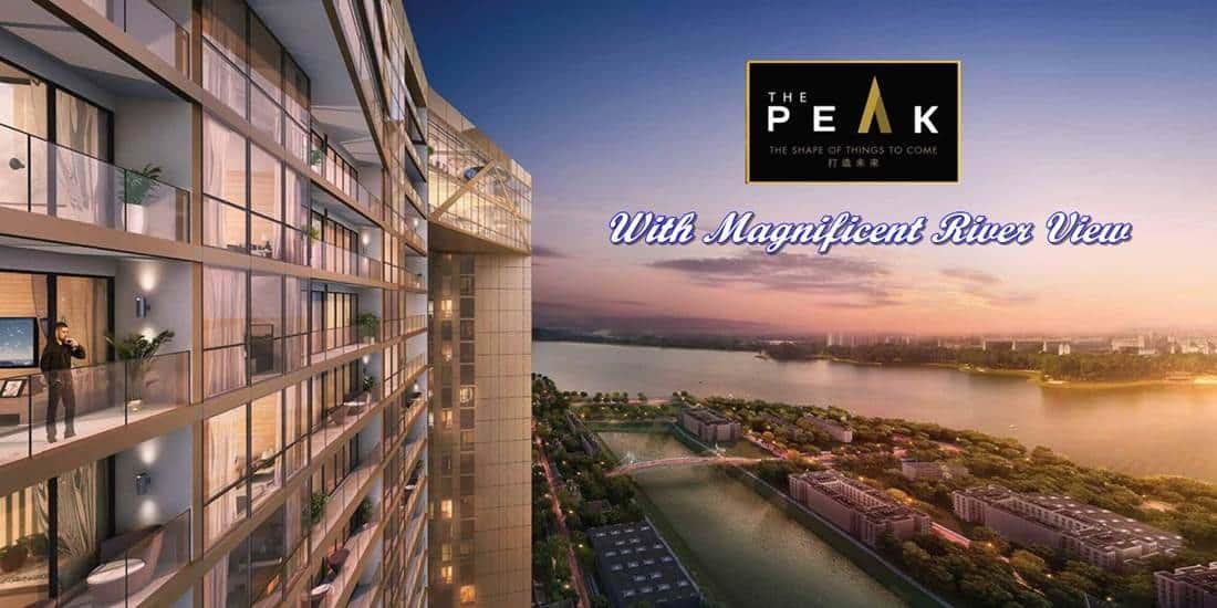 The Peak Apartment - River VIew