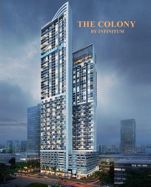 The Colony Facade