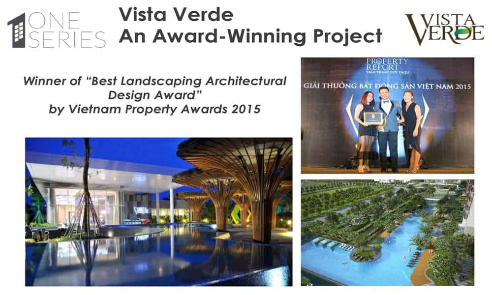 Vista Verde - Award Winning Project