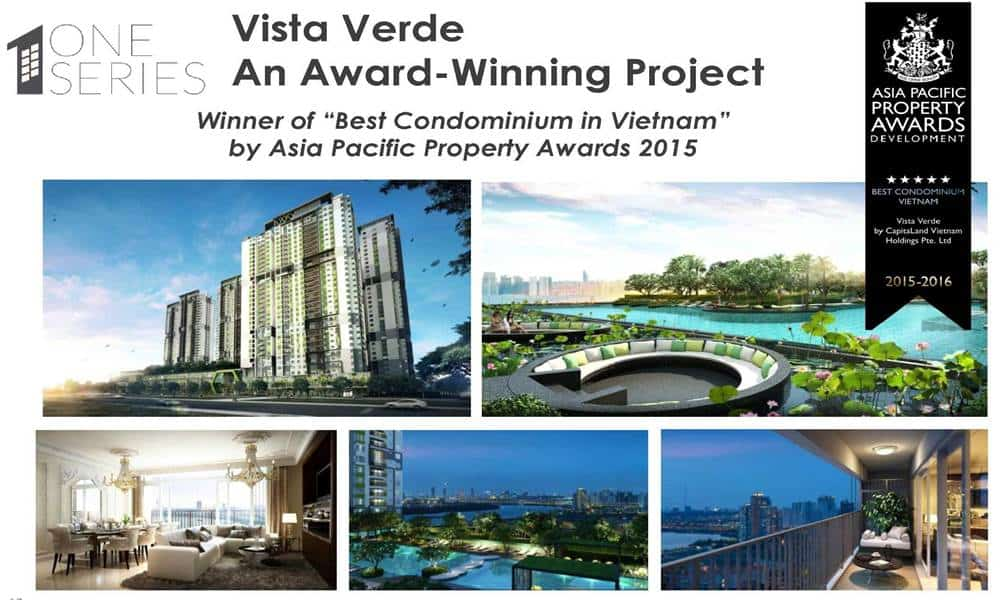Vista Verde - Best Condo Award