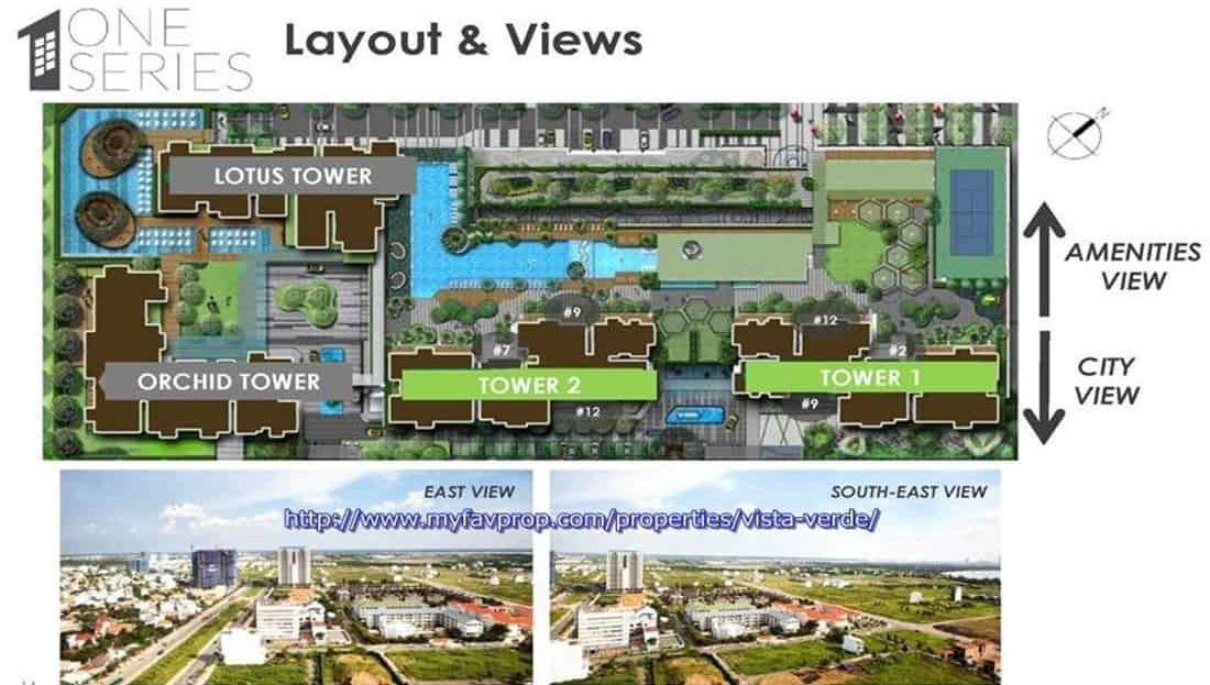 Vista Verde Site Plan