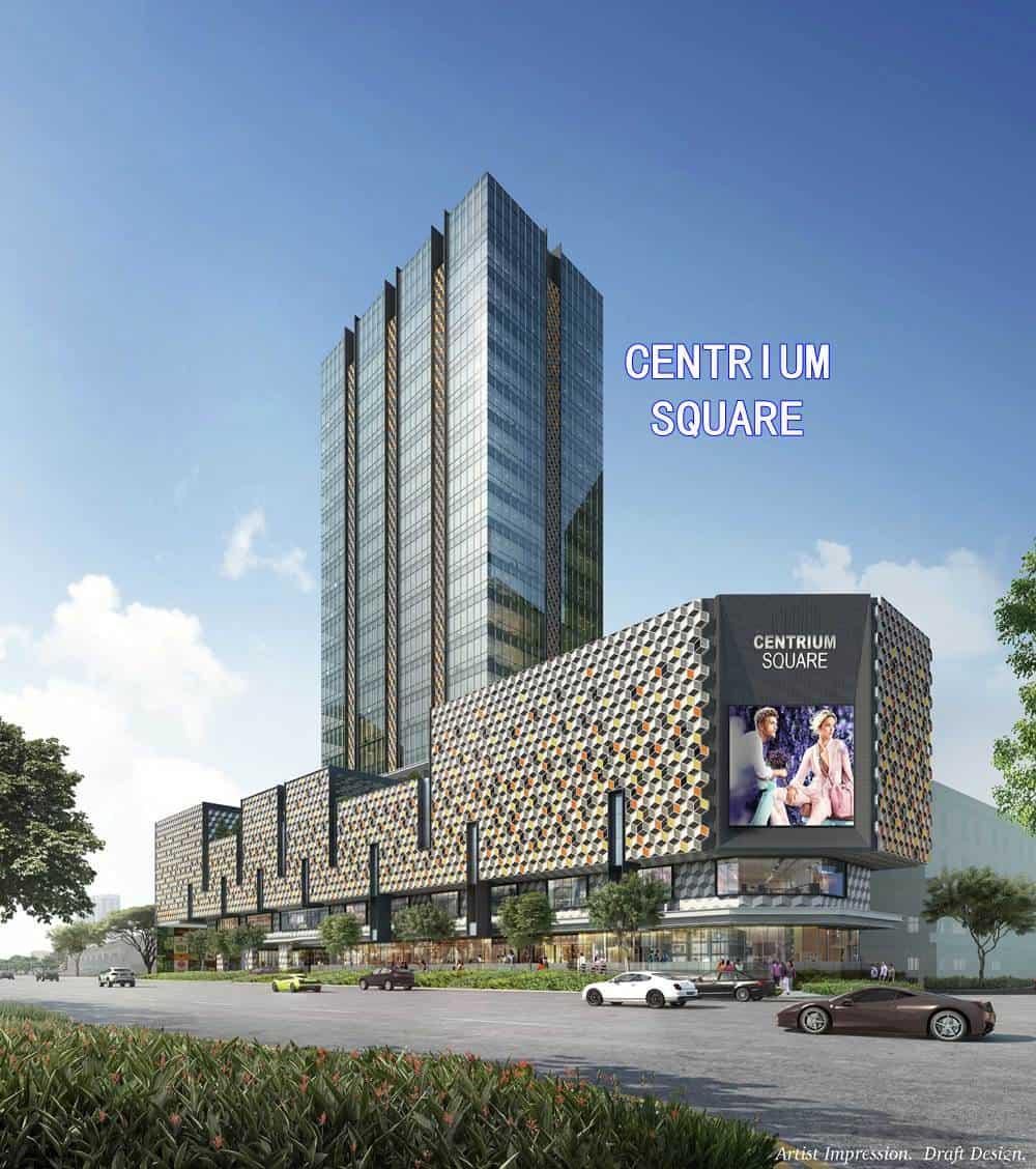 Centrium Square