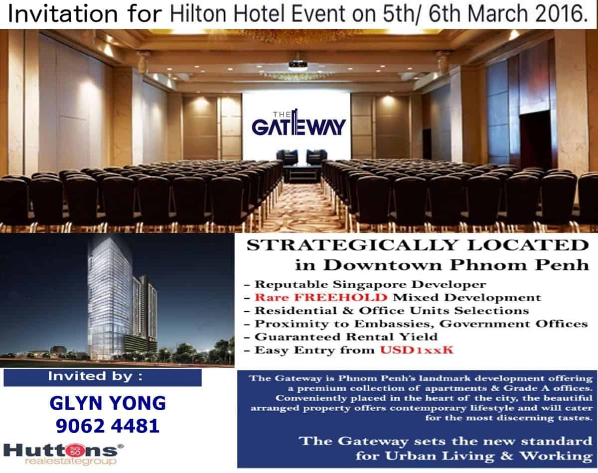 The Gateway Hotel Event