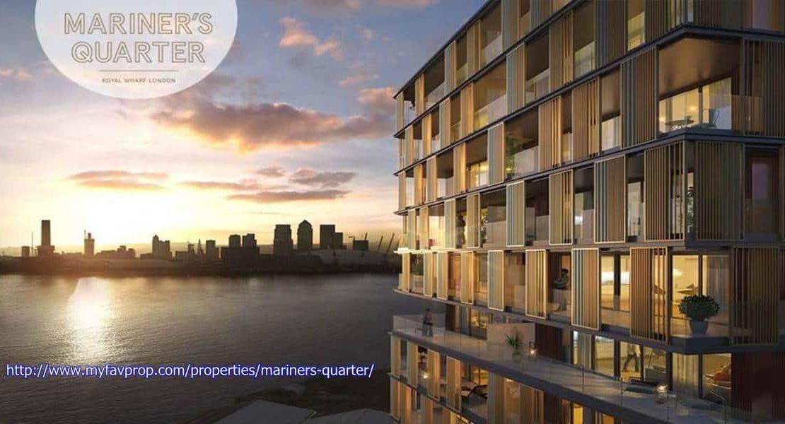 Mariner's Quarter Riverview Apartment