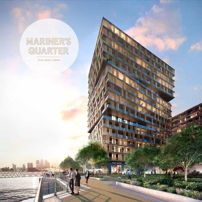 Mariners Quarter_Marco Polo Building