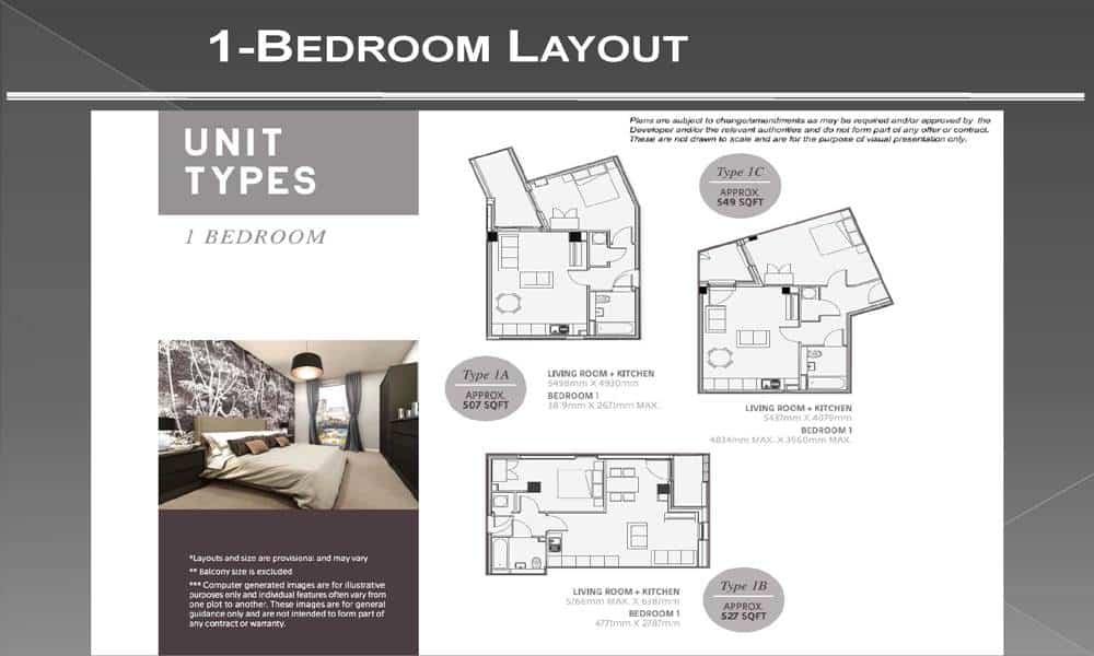 One Regent Apartments - 1 bedroom