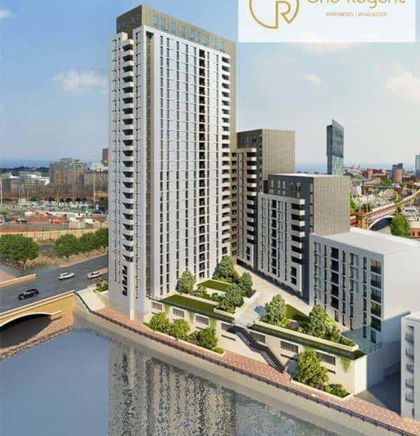 One Regent Apartment - River view