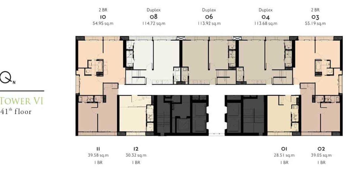 Park 24 - Floor 41