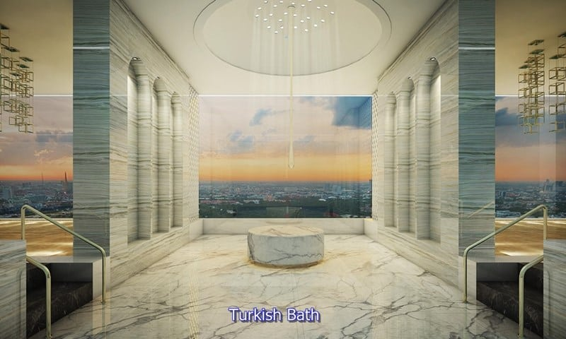 Q Chidlom - Turkish Hot Tub