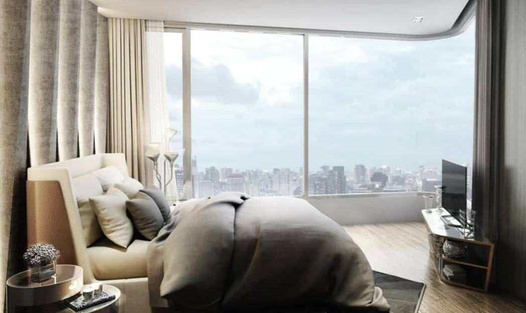 Ideo Mobi Asoke - Bedroom