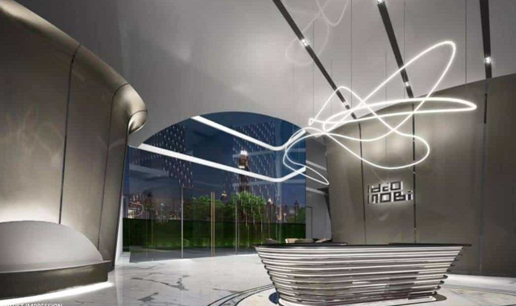 Ideo Mobi Asoke - 6-star reception