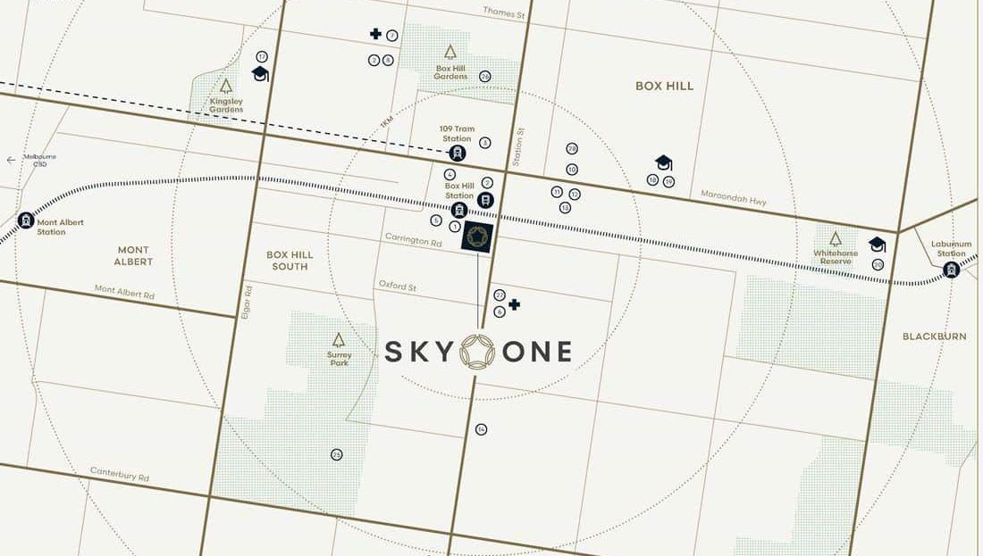 Sky One Location