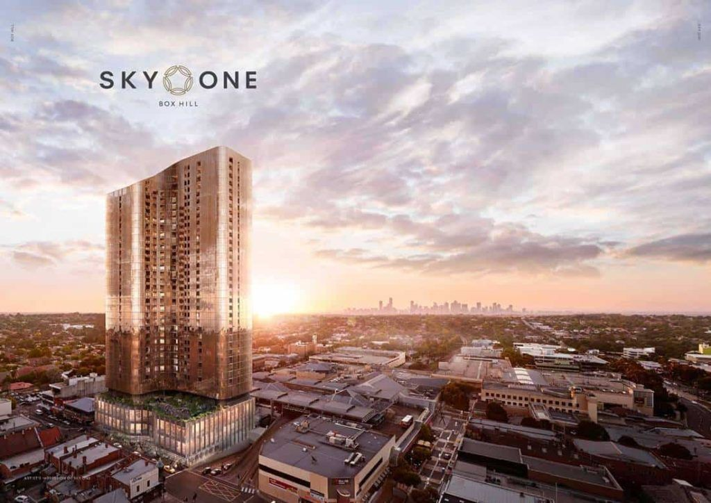 Sky One Facade