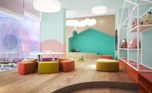The View Riviera Point - Children Playroom