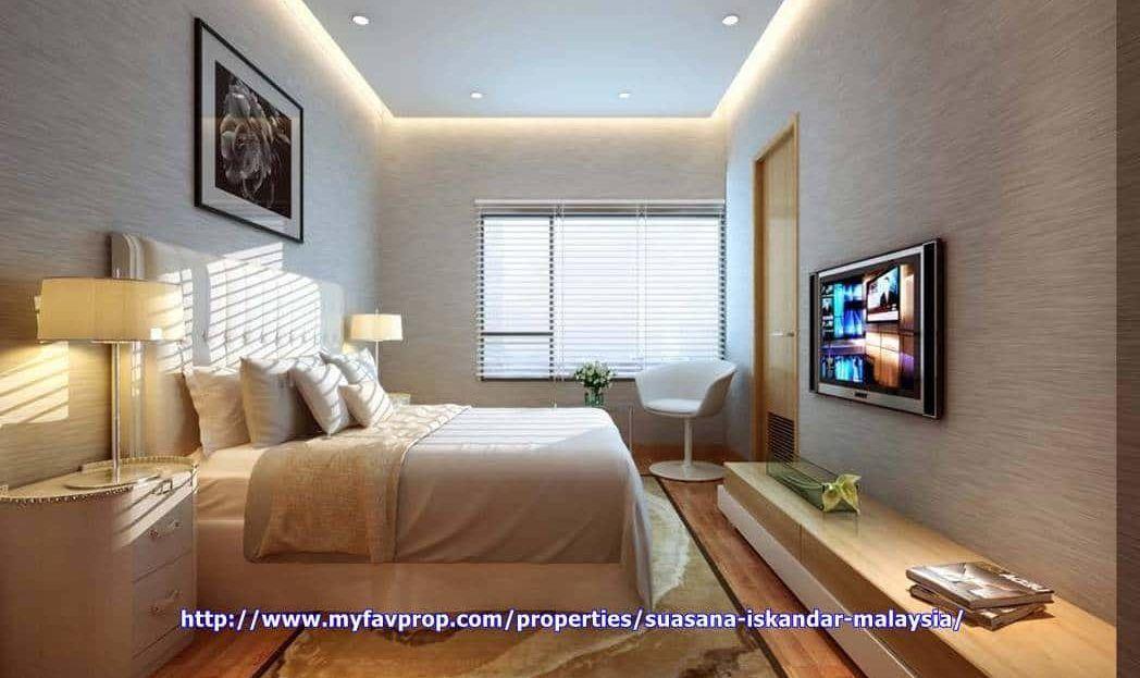 Suasana Iskandar Malaysia - Bedroom