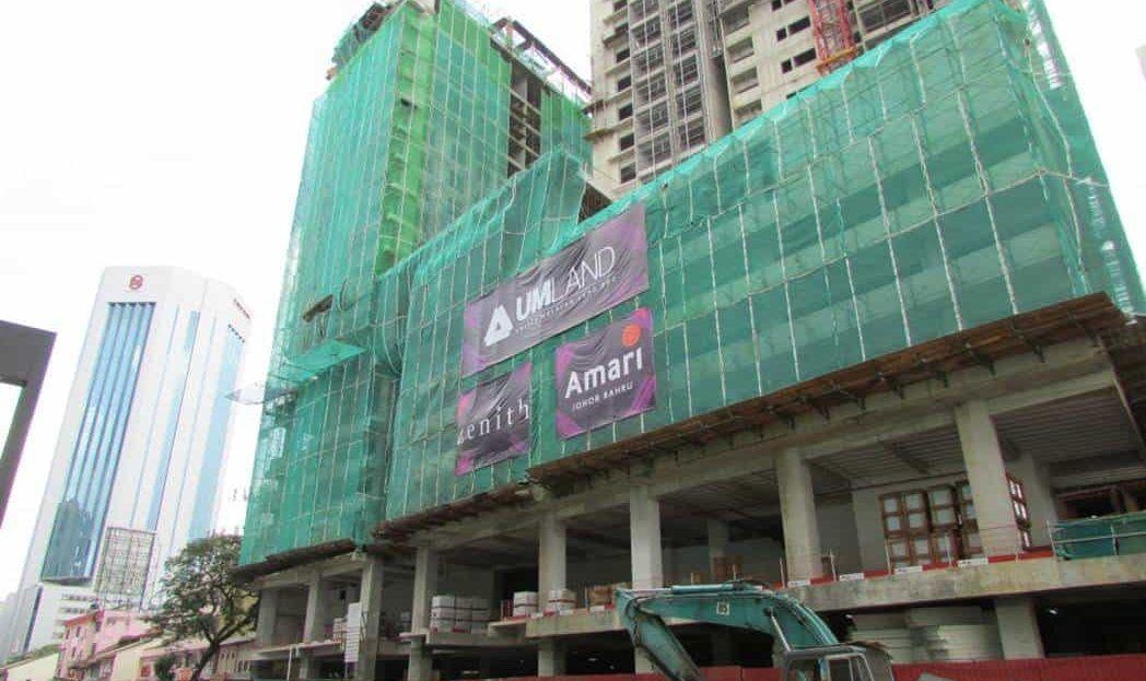 Suasana Iskandar Malaysia - Construction Updates