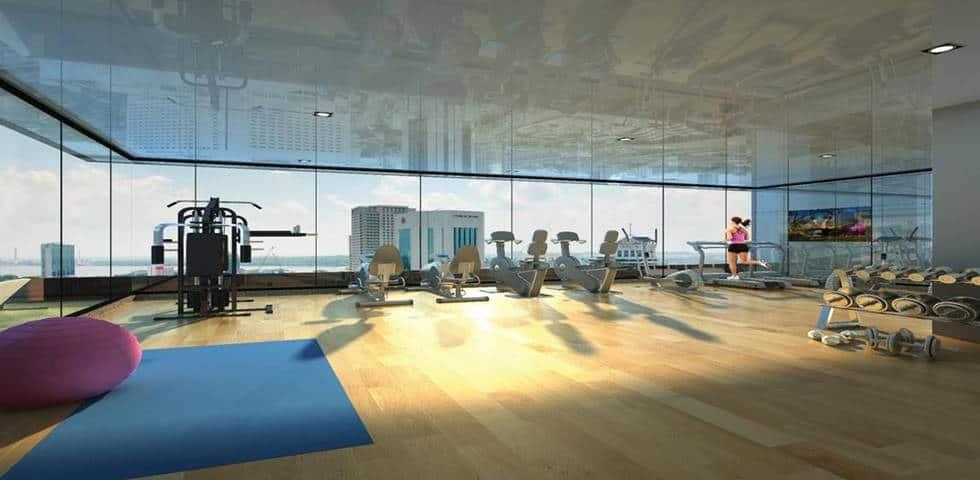Suasana Iskandar Malaysia - Fitness Room