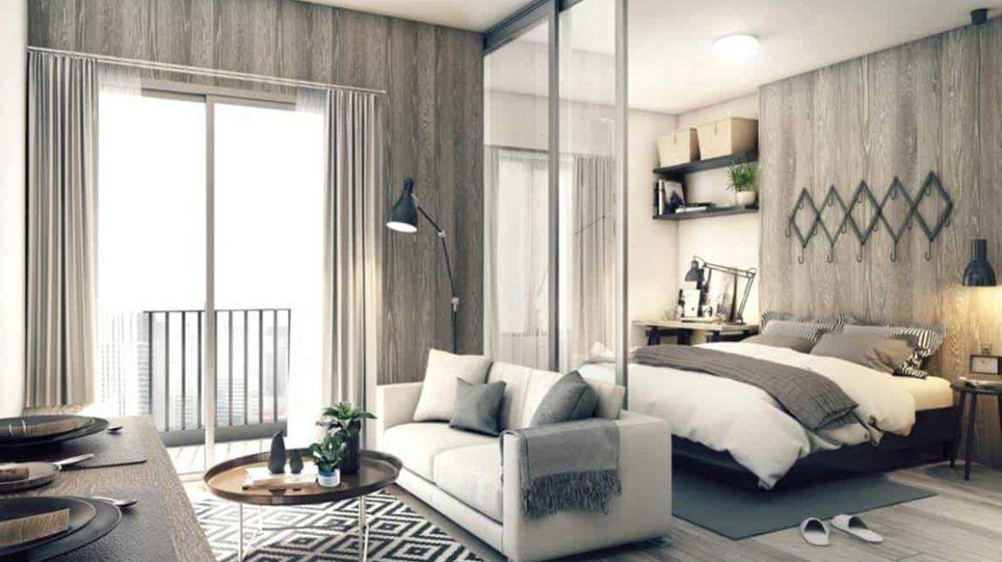 Chapter One Eco Ratchada - Bedroom 1