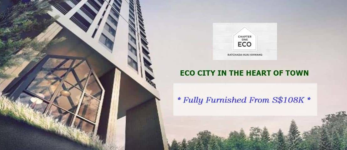Chapter One Eco - Facade