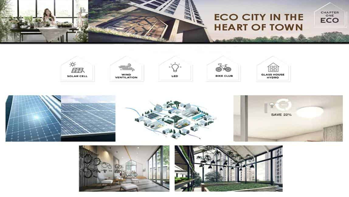 Chapter One Eco Ratchada - Design Concept